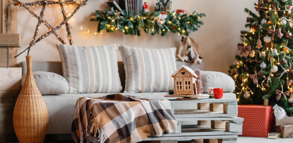 Addobbi di Natale: 10 idee per tutti gli ambienti della casa