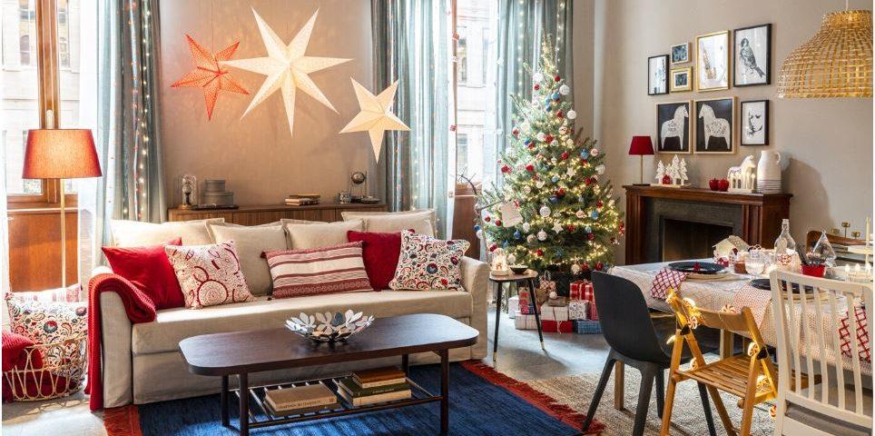 Decorazioni di Natale 2019: cuscini natalizi