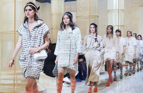 Nuova sfilata in Cina per la Chanel Cruise 2018