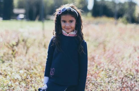 Moda autunno inverno 2017-2018 per bambini: la collezione Mia Bu Milano