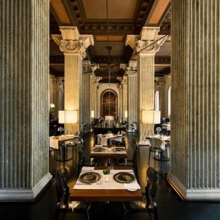 Ristorante Senses di Palazzo Montemartini, la recensione