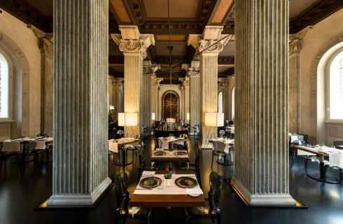 Palazzo Montemartini: ristorante Senses, il menu di Simone Strano