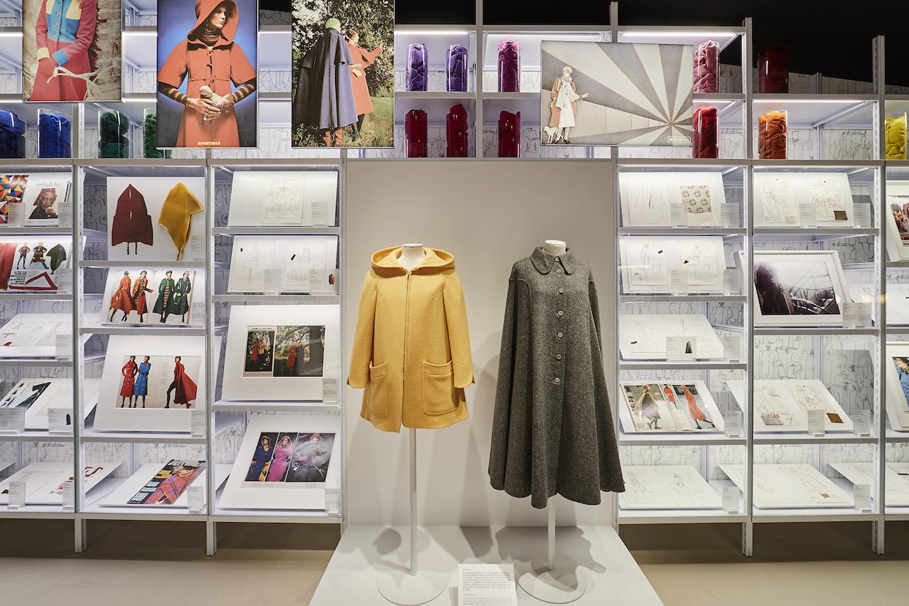 Max Mara Coats!, le foto della mostra evento a Seul