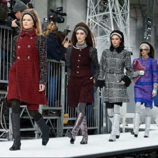 Passione tweed: vestiti e accessori per l'inverno