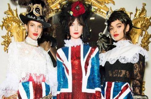 Dolce & Gabbana le collezioni Alta Moda e Alta Sartoria incantano Londra