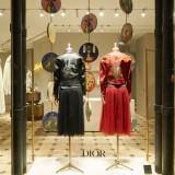 Dior Pop Up Store in Avenue Montaigne © Adrien Dirand