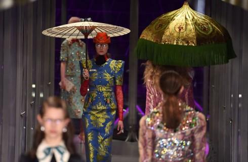 Vestiti a fiori: i più belli della moda autunno inverno 2017-2018