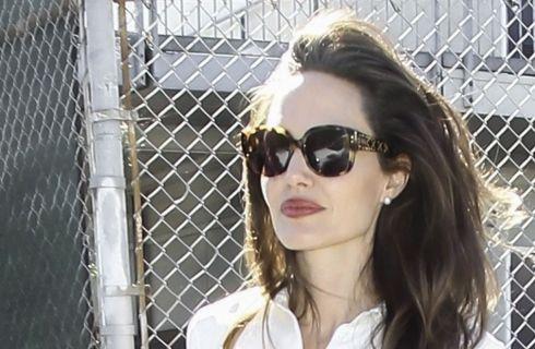 LadyDiorStuds: gli occhiali da sole Dior amati da Jennifer Lawrence e Angelina Jolie