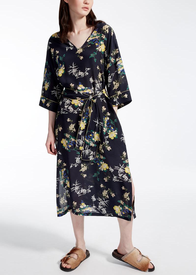 Vestiti a fiori, i più belli della moda autunno inverno 2017-2018, foto e prezzi