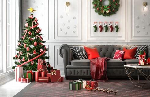 Addobbi di Natale 2017: 10 idee per tutti gli ambienti della casa