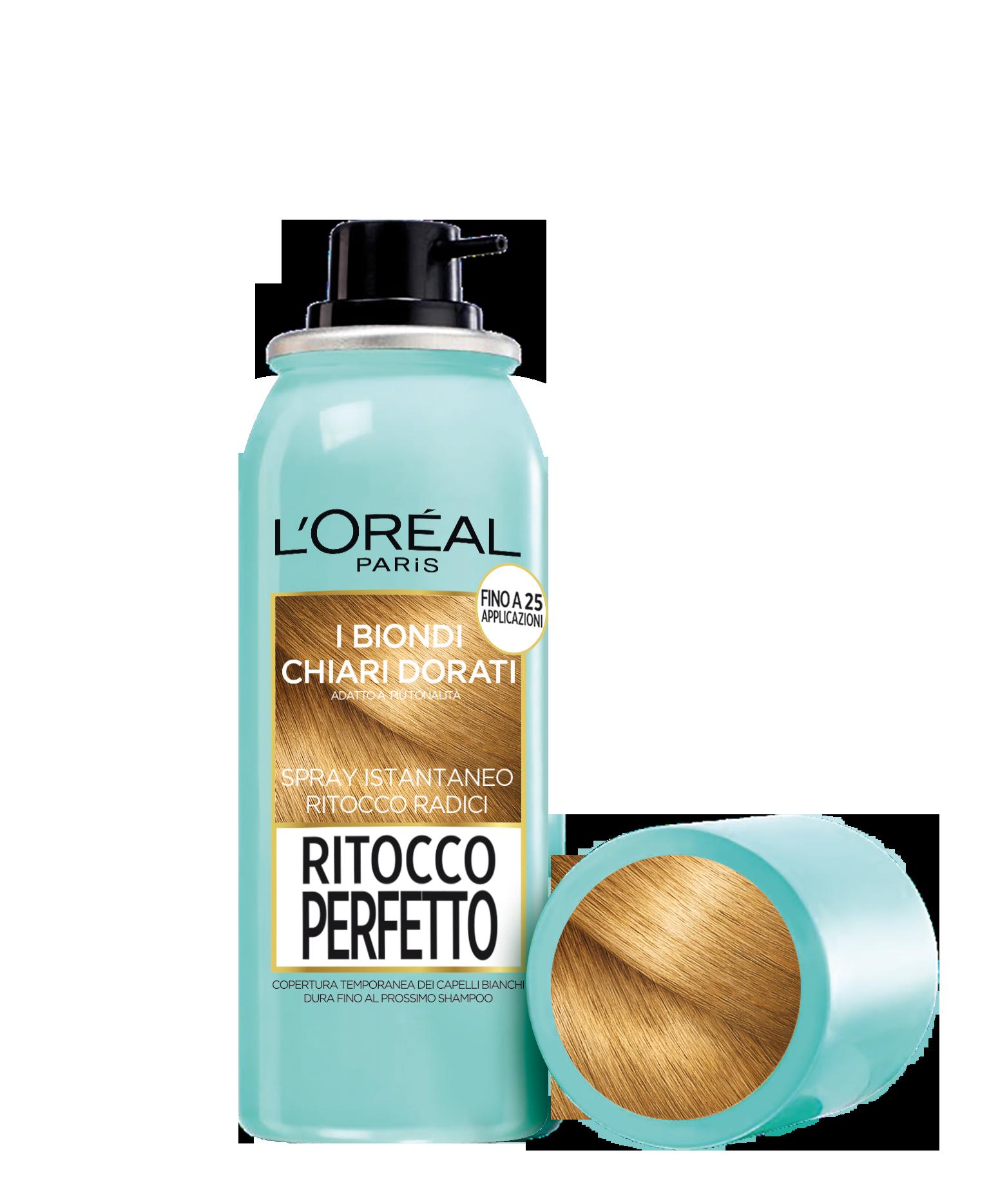 Ritocco ricrescita, novità e colori Ritocco perfetto L'Oréal, foto e prezzi