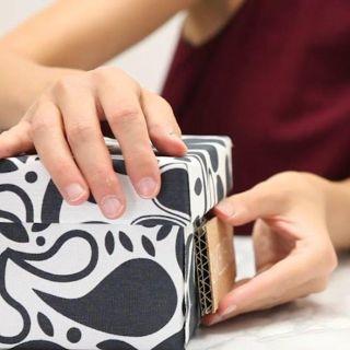 Tre modi sorprendenti per riusare le scatole delle scarpe
