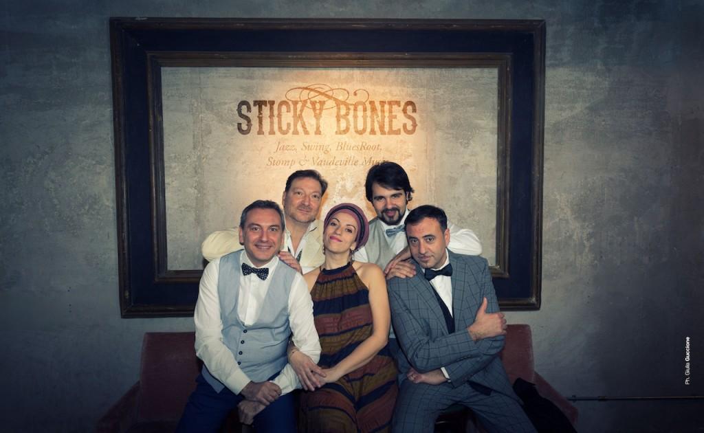 The Sticky Bones