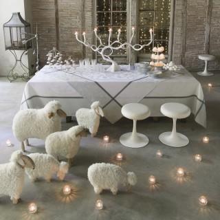 Le tovaglie di Natale più belle per una tavola chic