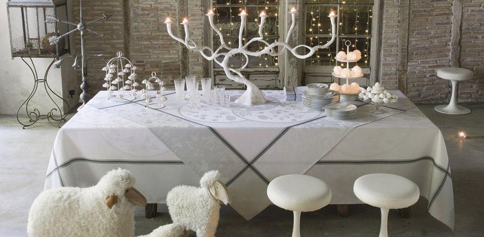 Tovaglie Natalizie 2017 Zara Home Maisons Du Monde Ikea Eleganti