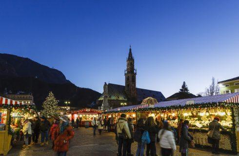 Mercatini di Natale 2017 in Italia: Bolzano e Trentino Alto-Adige