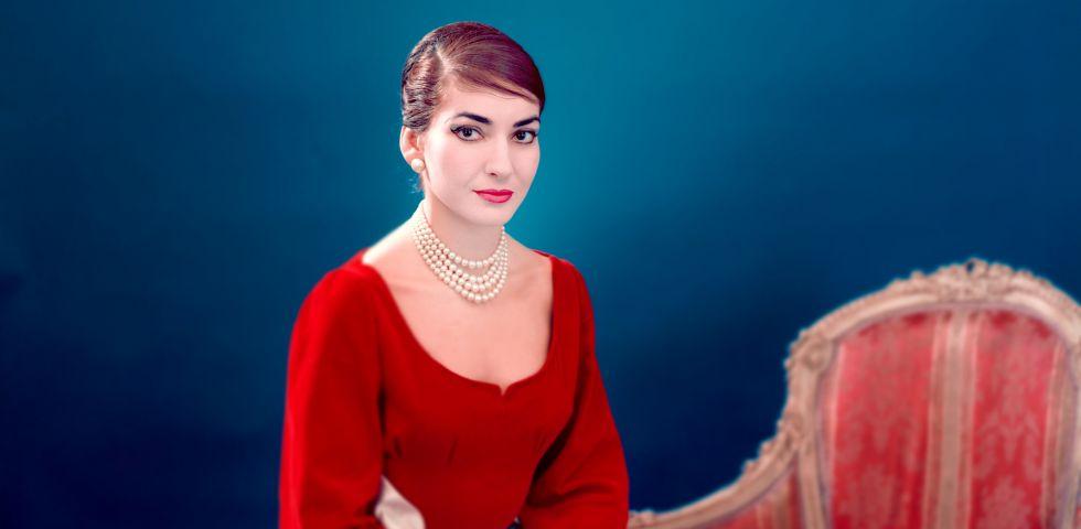 Maria By Callas Film