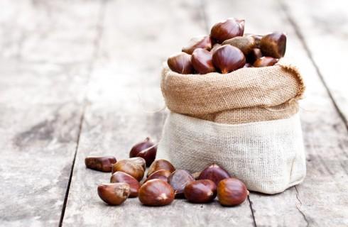 Castagne: proprietà, benefici e calorie