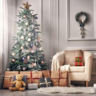 Le tendenze più belle per l'albero del Natale 2017