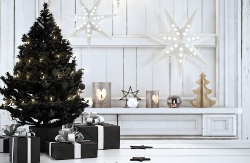Natale 2017: colori di tendenza per addobbi e decorazioni
