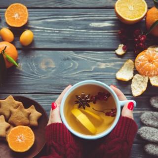 Come prevenire e combattere il raffreddore a tavola
