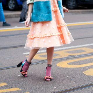Come si portano i sandali con i calzini