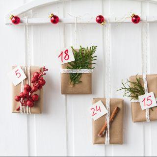 5 idee originali per il calendario dell'avvento home made