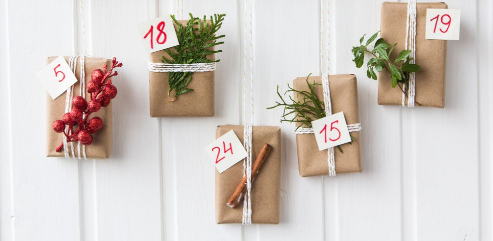 Idee Calendario.Calendario Avvento Fai Da Te Le Idee Piu Belle Diredonna