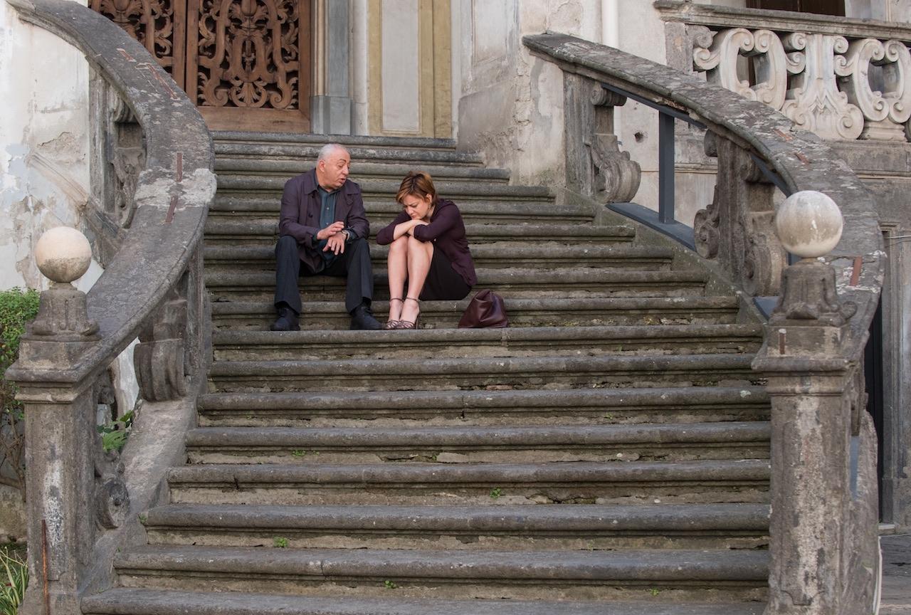 Napoli velata, le foto del film di Ferzan Ozpetek