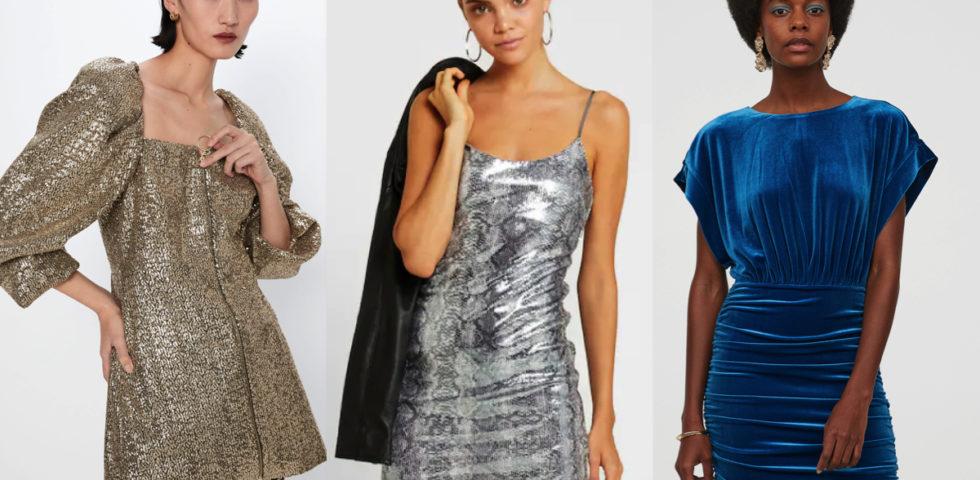 Vestiti Zara, H&M e Topshop per Capodanno 2020: i più belli