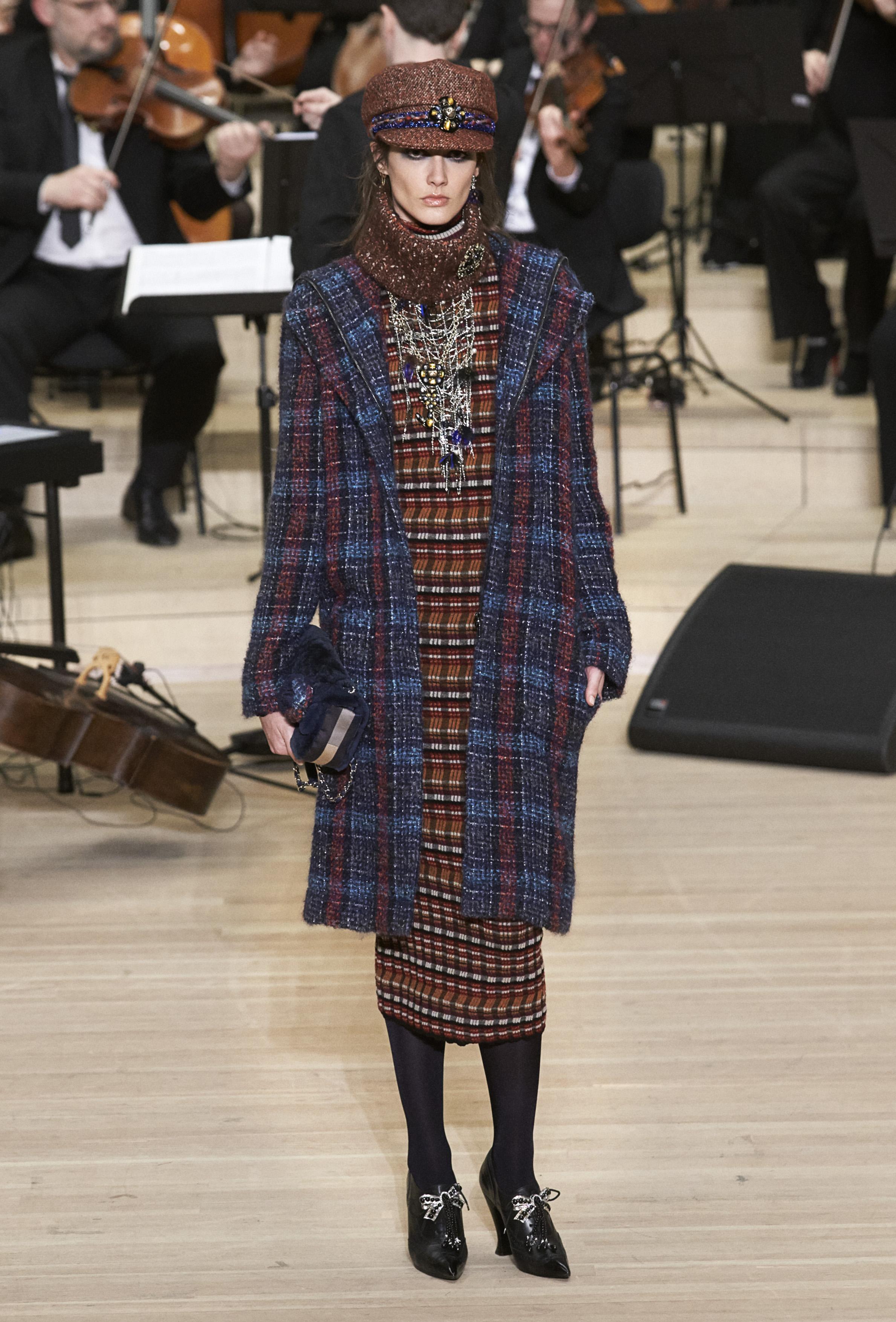 Chanel Métiers d'Art 2018, foto