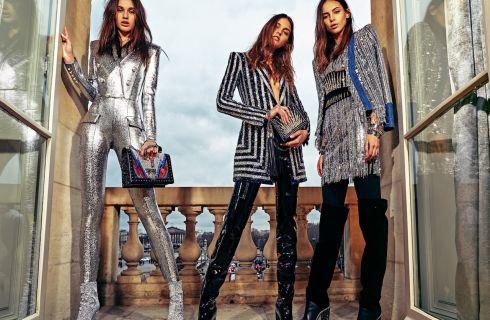 Le collezioni Pre-Fall 2018 più glam: Balmain, Versace, Versus, Jil Sander ed Elie Saab