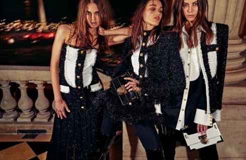 Le collezioni Pre-Fall 2018 più glam: Fendi, Balmain, Versace ed Elie Saab