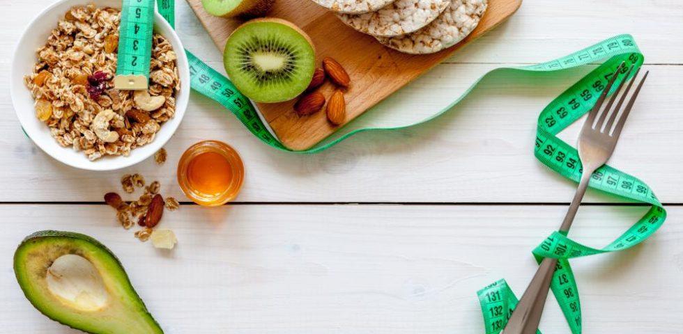 menù dietetico dissociato da tavola alimentare
