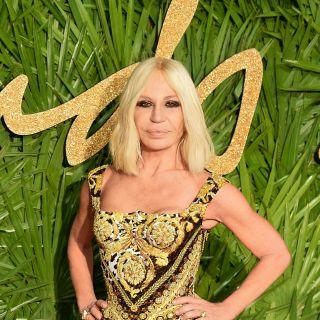 Donatella Versace è la Fashion Icon 2017