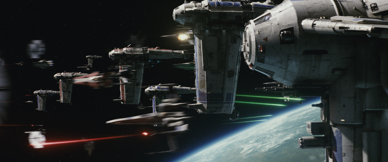 Star Wars Gli Ultimi Jedi, le foto del film con Daisy Ridley