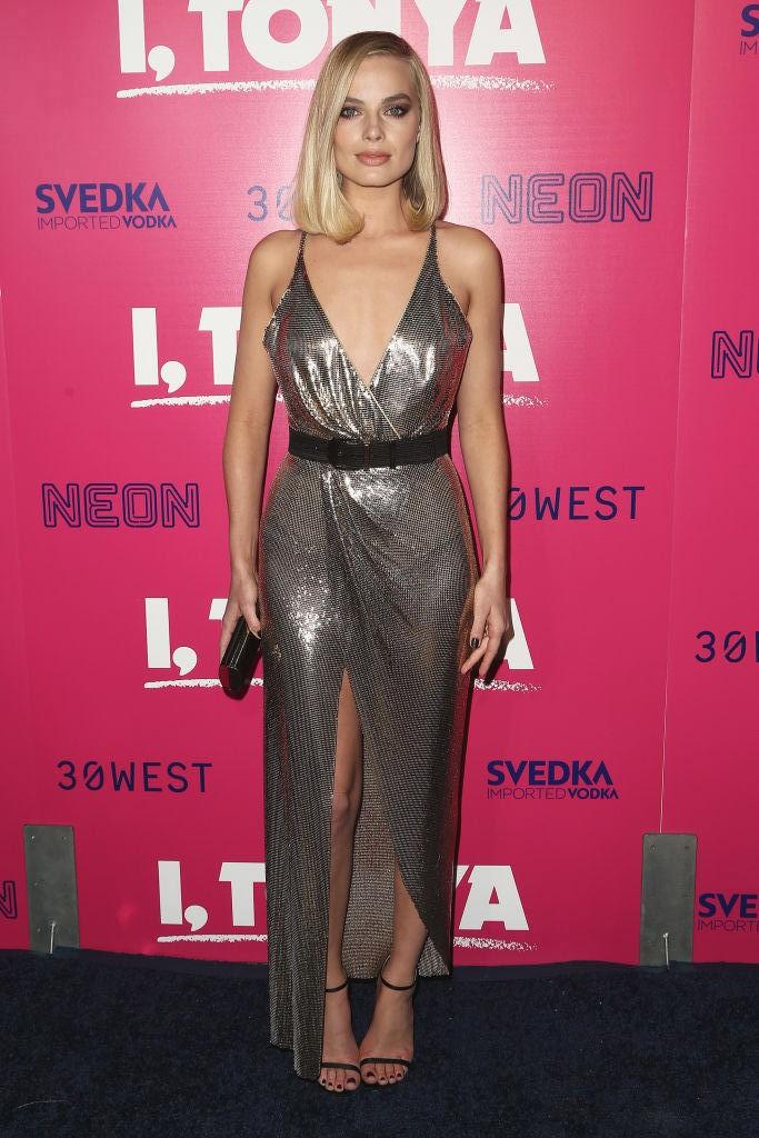 "Los Angeles Premiere Of ""I, Tonya"" - Arrivals"