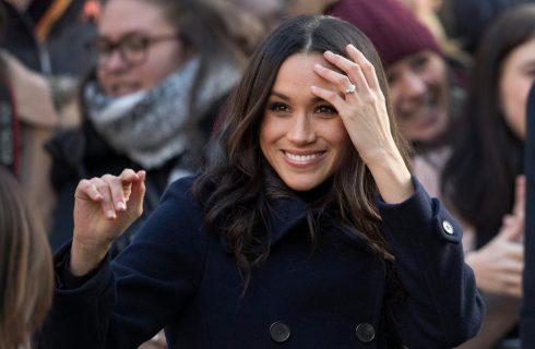 Copia il look di Meghan Markle al pranzo di Natale con la Regina