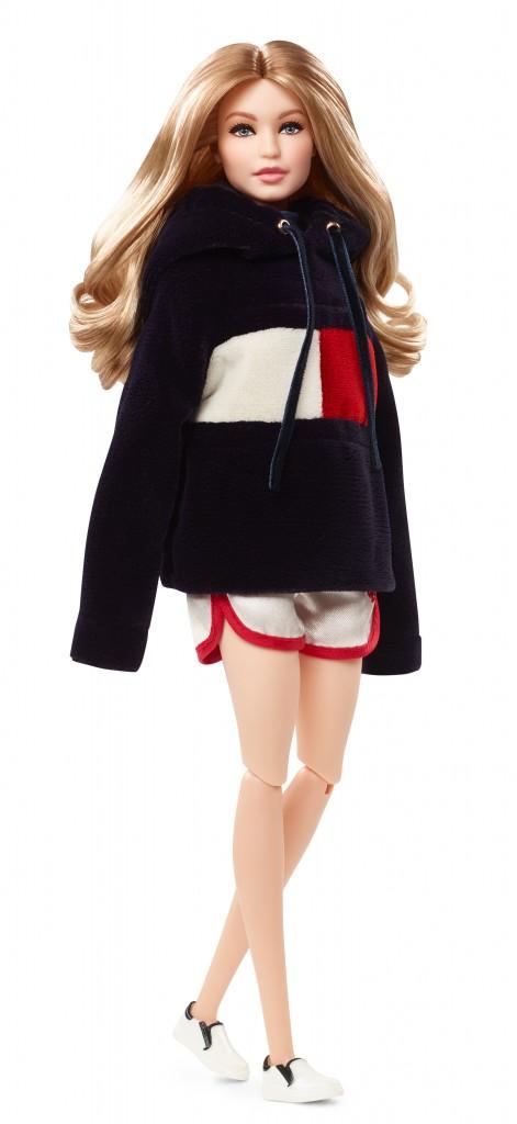 TommyXGigi Barbie doll