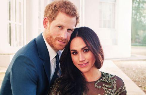 Meghan Markle sceglie Ralph & Russo per le prime foto ufficiali con il principe Harry