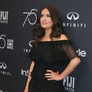 Salma Hayek accusa Weinstein