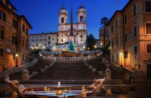 Cosa fare a Roma nel weekend 1-3 dicembre