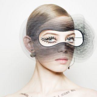 Haute Couture: il make-up della sfilata di Christian Dior