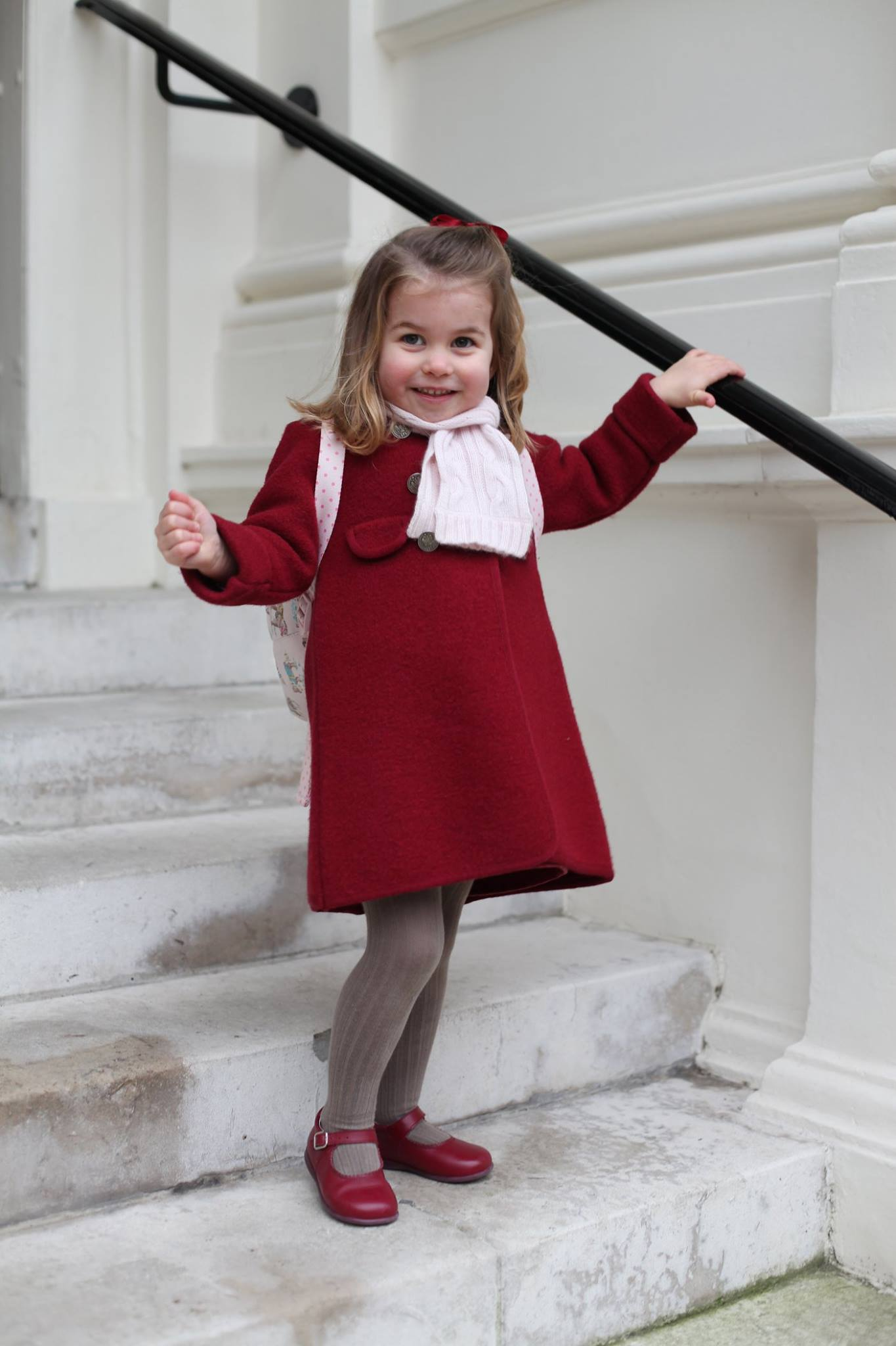 Buon compleanno Principessa Charlotte