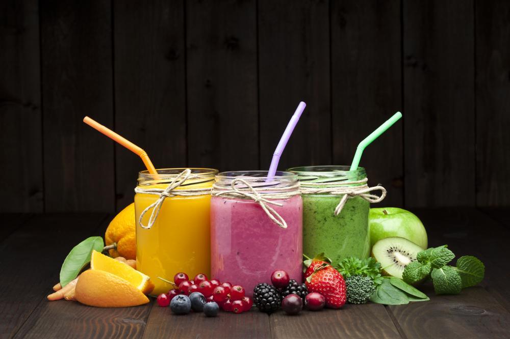 frullati di frutta detox