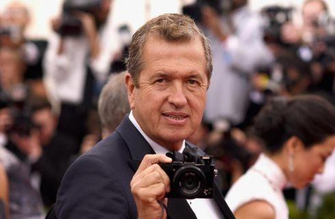 I modelli accusano i fotografi Mario Testino e Bruce Weber