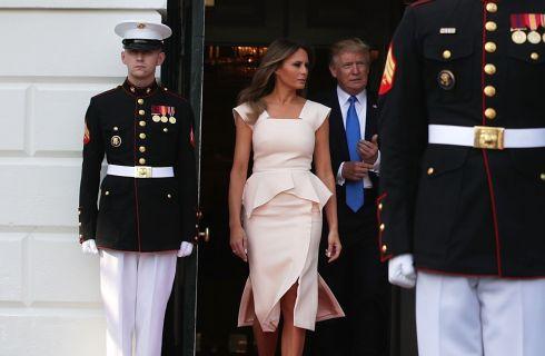I 10 look più belli di Melania Trump