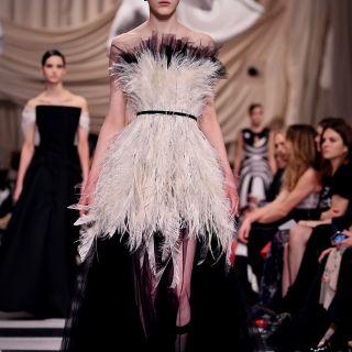 Haute Couture: la sfilata di Christian Dior