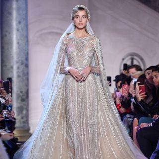Una sposa Haute Couture