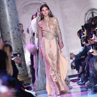 Haute Couture: la sfavillante festa di Elie Saab